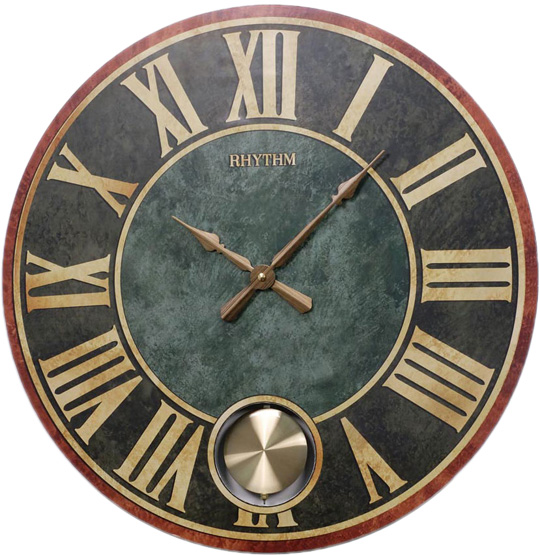 Настенные часы Rhythm CMP543NR02