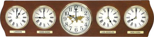 Настенные часы Rhythm CMW901NR06
