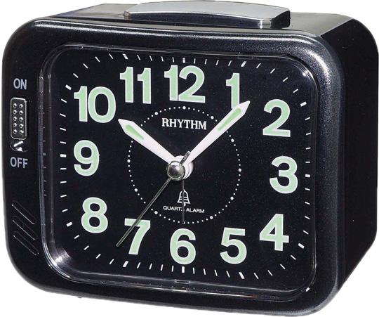 Настольные часы Rhythm CRA829NR02 часы пушка настольные 9 30 11см 1140005