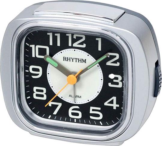 Настольные часы Rhythm CRE847WR19 будильник кварцевый mikhail moskvin цвет золотой 2816 5