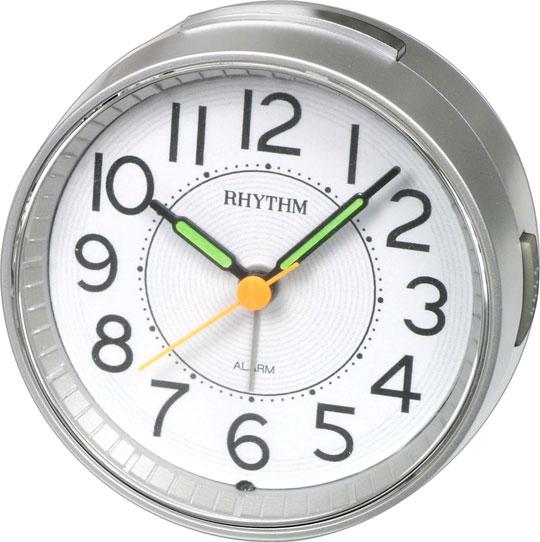 Настольные часы Rhythm CRE850WR19 будильник кварцевый mikhail moskvin цвет золотой 2816 5