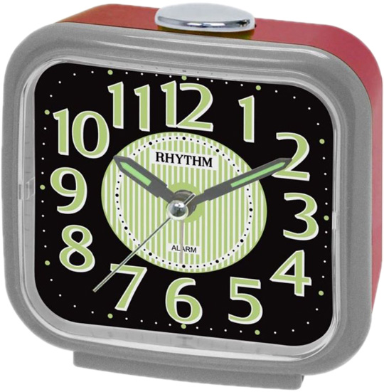Настольные часы Rhythm CRF803NR19 плащ violeta by mango violeta by mango vi005ewwyc90