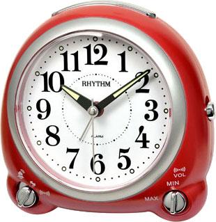 Настольные часы Rhythm CRF804NR01 будильник кварцевый mikhail moskvin цвет золотой 2816 5
