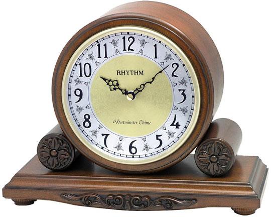 Купить со скидкой Настольные часы Rhythm CRH172NR06