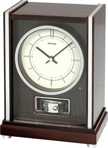 Купить со скидкой Настольные часы Rhythm CRH207NR06