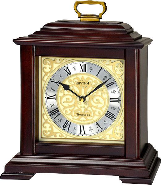 Купить со скидкой Настольные часы Rhythm CRH243NR06-ucenka