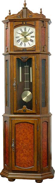 Напольные часы Rhythm CRJ607NR06 цена
