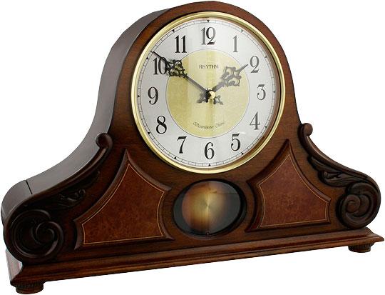 Настольные часы Rhythm CRJ742BR06 bering bering 11422 742