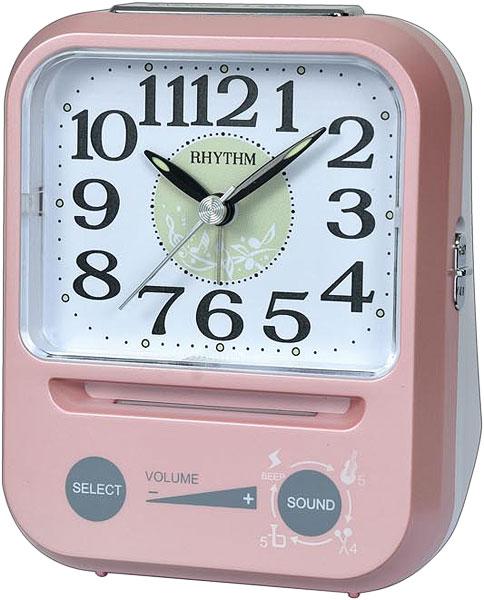 Настольные часы Rhythm CRM825NR13 цена и фото
