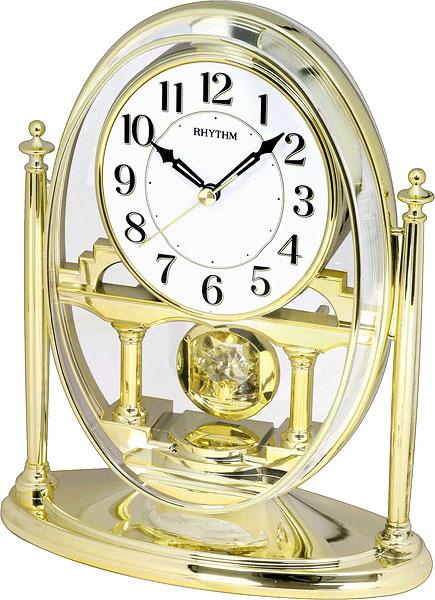 Настольные часы Rhythm CRP609WR18
