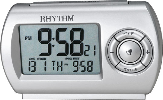 Настольные часы Rhythm LCT051NR19