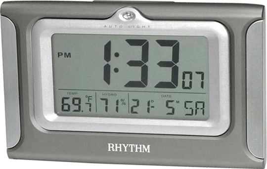 Купить со скидкой Настольные часы Rhythm LCT069NR08