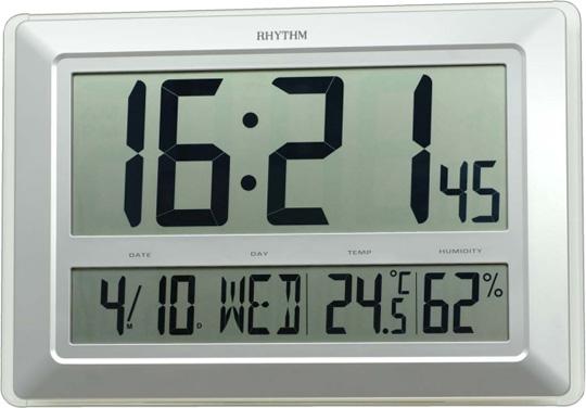 Настольные часы Rhythm LCW015NR19