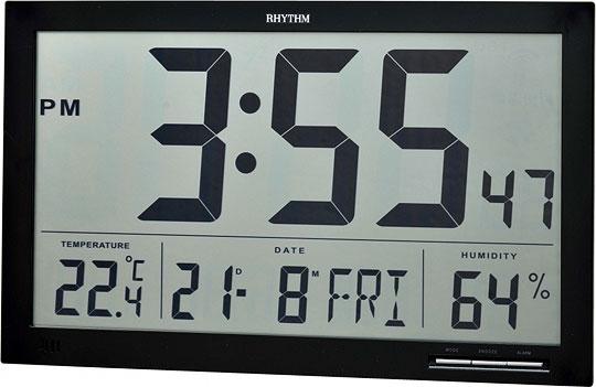 Настольные часы Rhythm LCW016NR02