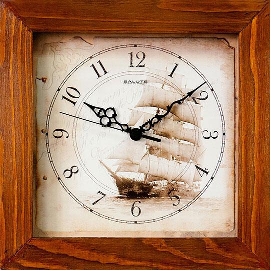 Настенные часы Салют DS-2AS28-176
