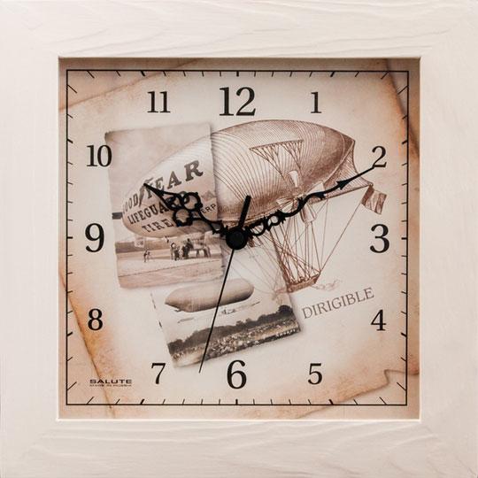 Настенные часы Салют DS-2AS7-177-DIRIZHABL
