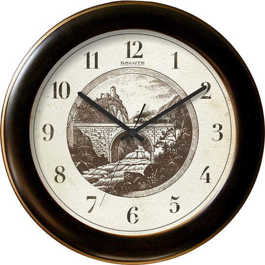 Настенные часы Салют DS-3BB6-468