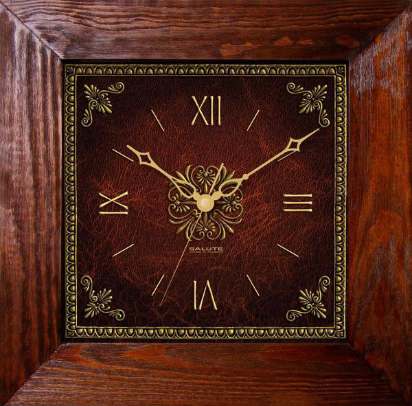 Настенные часы Салют DS-4AS21-379 настенные часы салют s 1b 903
