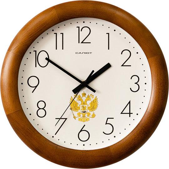 Настенные часы Салют DS-BB25-186