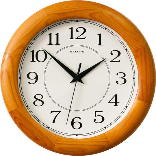 Настенные часы Салют DS-BB27-014
