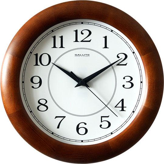 Настенные часы Салют DS-BB28-014