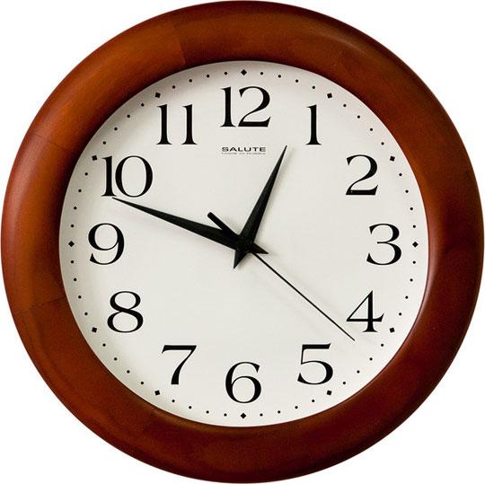 Настенные часы Салют DS-BB28-015
