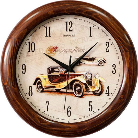 Настенные часы Салют DS-BB6-170