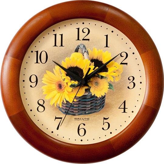 Настенные часы Салют DS-BBU28-300