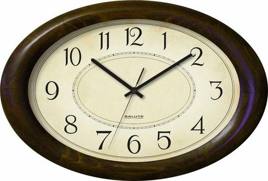 Настенные часы Салют DS-OB22-028
