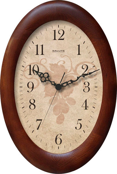 Настенные часы Салют DS-OB28-311