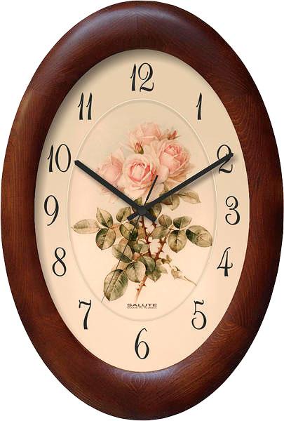 Настенные часы Салют DS-OB28-471