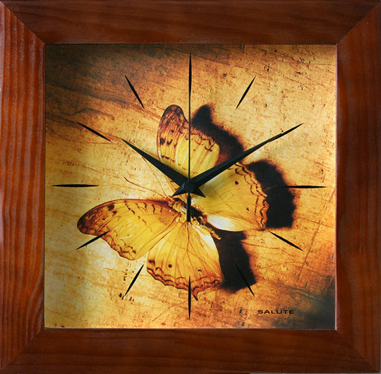 Настенные часы Салют DST-2AA28-323