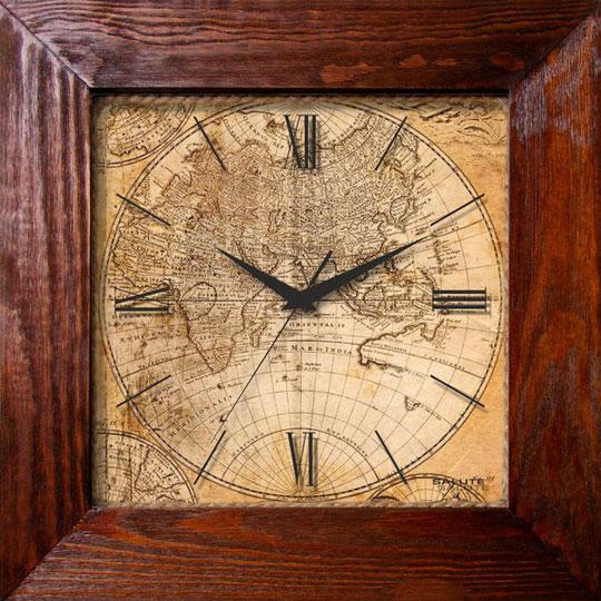 Настенные часы Салют DST-4AS28-462-MAGELLAN настенные часы салют p 2a6 073