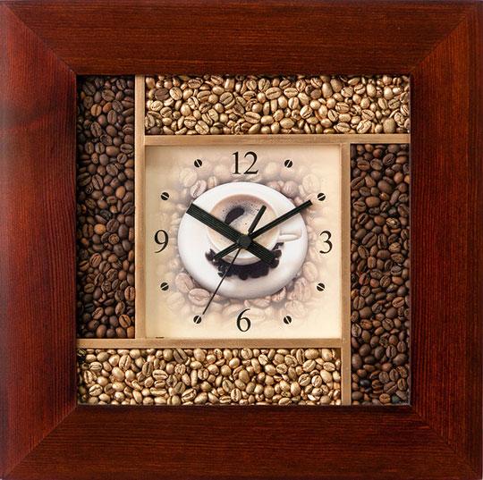 Настенные часы Салют DSZ-4AA29-445 настенные часы салют p 2a6 073