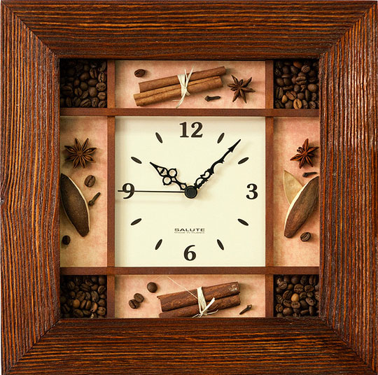Настенные часы Салют DSZ-4AS28-465