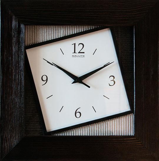 Настенные часы Салют DSZ-4AS6-315