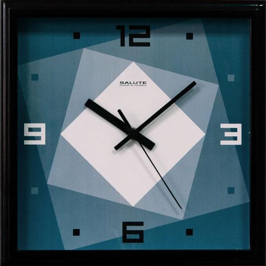 Настенные часы Салют P-2A6-073