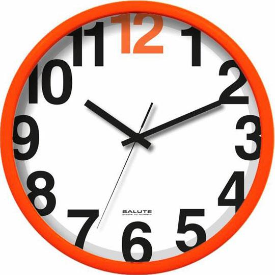 Настенные часы Салют P-2B2.3-029 настенные часы салют p 2b5 367 vmf