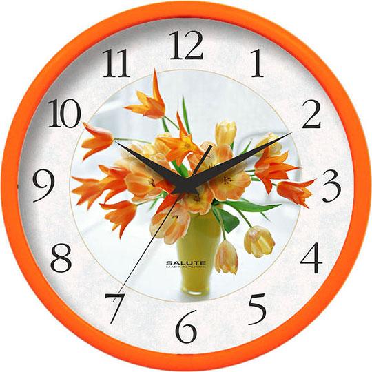 Настенные часы Салют P-2B2.3-401 настенные часы салют p b5 447 putin2
