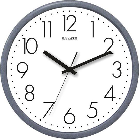 Настенные часы Салют P-2B5-012 настенные часы салют p b3 364 medvezhonok