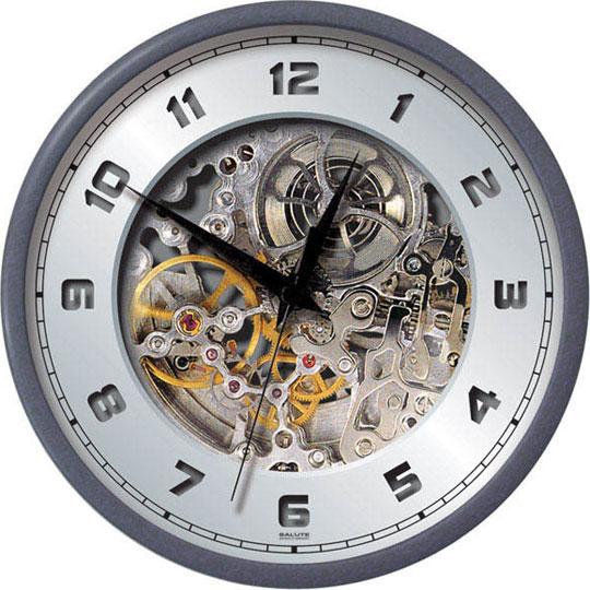 Настенные часы Салют P-2B5-074