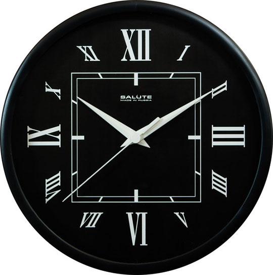 Настенные часы Салют P-2B6-135-GRANIT настенные часы салют p 2a6 073