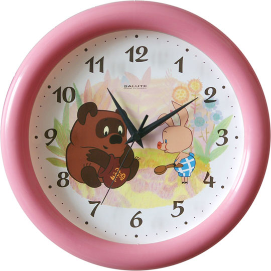 Настенные часы Салют P-3B1.1-716-GORSHOCHEK-MEDA настенные часы салют p 2b5 367 vmf