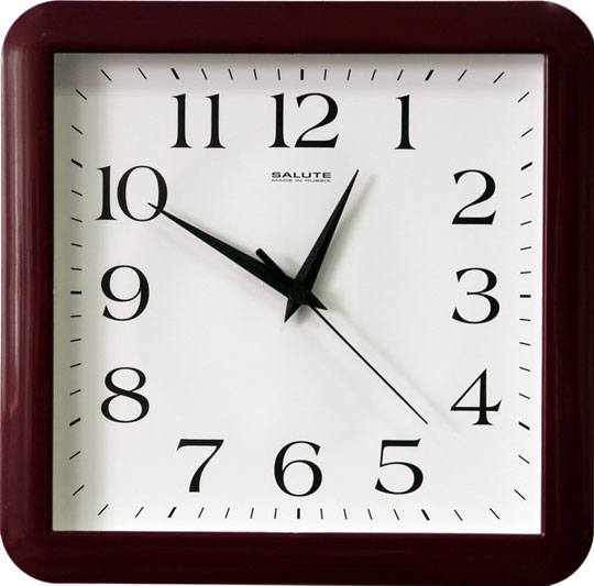 Настенные часы Салют P-A1.3-010