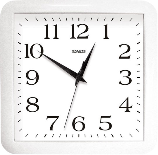 Настенные часы Салют P-A7-010