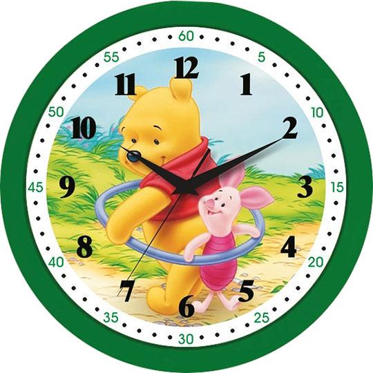 Настенные часы Салют P-B3-364-MEDVEZHONOK