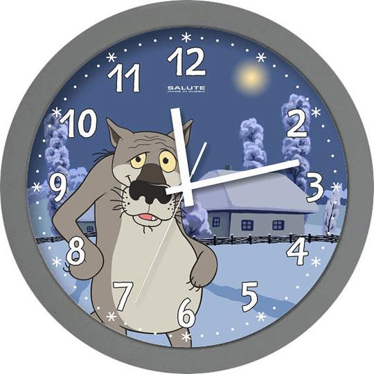 Настенные часы Салют P-B5-376