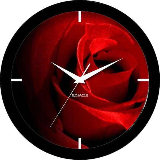 Настенные часы Салют P-B6-400