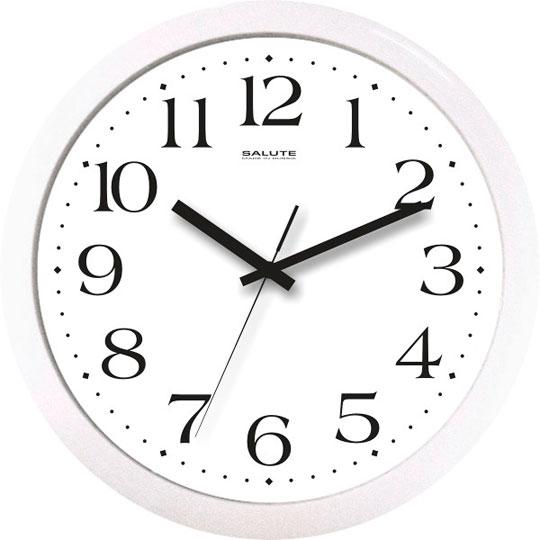 Настенные часы Салют P-B7-015 настенные часы салют p b3 364 medvezhonok