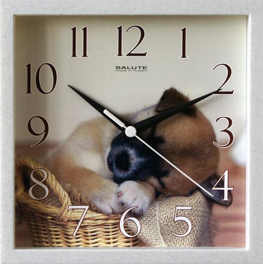 Настенные часы Салют PE-A8-218-SHHENOK3